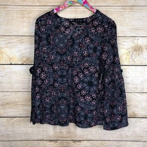NWT As U Wish blouse size M // N19